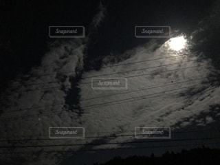 月と空の写真・画像素材[2602459]