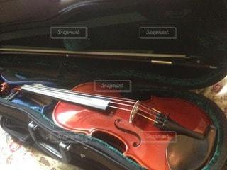 バイオリンの写真・画像素材[110354]