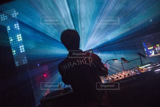 DJ風景の写真・画像素材[2544852]