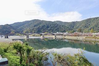 錦帯橋の写真・画像素材[874274]