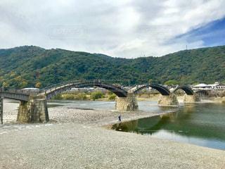 錦帯橋の写真・画像素材[874276]