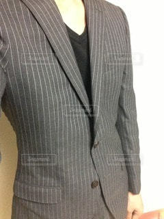 スーツ男子の写真・画像素材[118348]