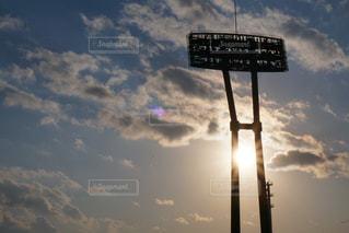 雲の動きの写真・画像素材[2831249]