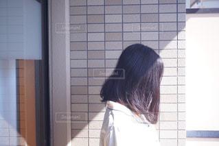 日向と日陰の写真・画像素材[3099799]