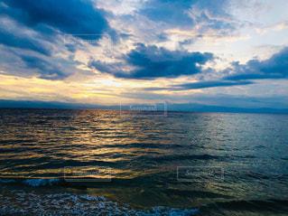 夕日の写真・画像素材[2540068]