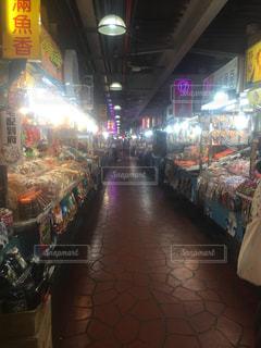 台湾市場の写真・画像素材[2551459]