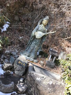 榛名神社 弁財天様の写真・画像素材[899085]