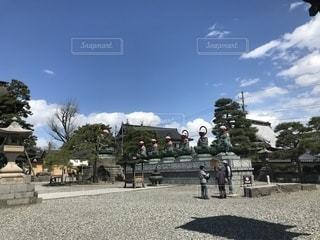 善光寺の仏像の写真・画像素材[1374833]