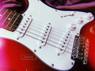 エレキギターの写真・画像素材[2536299]