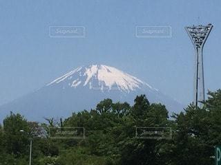 富士山の写真・画像素材[97966]