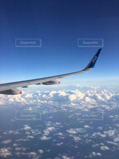 飛行機からの写真・画像素材[2688015]