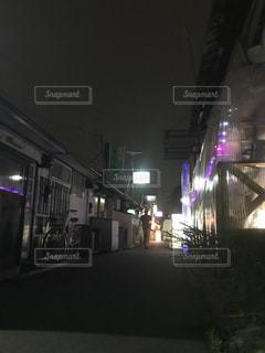 街の夜景の時間の写真・画像素材[1367395]