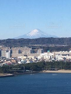 富士は日本一の山の写真・画像素材[2542202]