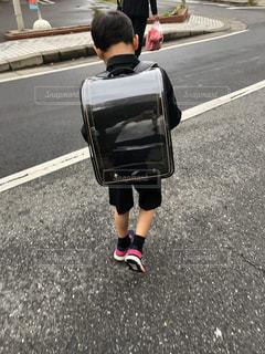 ピカピカの一年生の写真・画像素材[3353180]