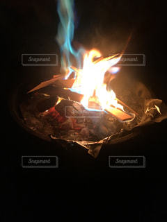 七色の炎の写真・画像素材[2606271]