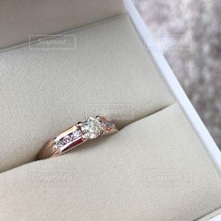 指輪の写真・画像素材[2681066]