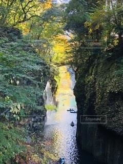 宮崎の高千穂峡の写真・画像素材[2733273]