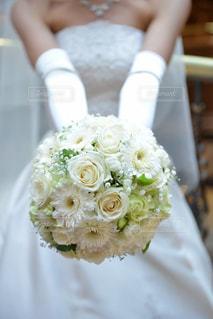 ブーケ 結婚式の写真・画像素材[2534068]
