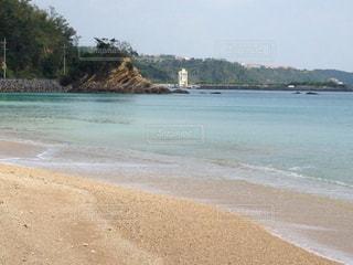 ビーチ 砂浜の写真・画像素材[2538615]
