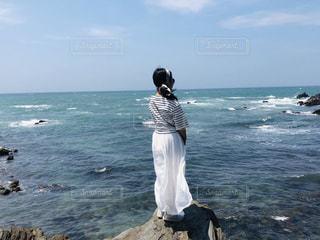 海に祈りをの写真・画像素材[2540581]