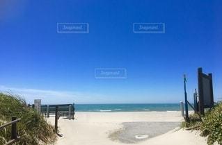 空と海と太陽との写真・画像素材[2545504]