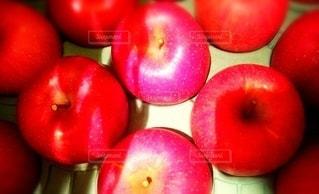 赤いリンゴの写真・画像素材[2545847]