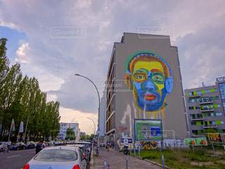 ドイツ・ベルリンのアートの写真・画像素材[2589242]