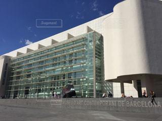 スペイン・バルセロナの美術館の写真・画像素材[2620436]