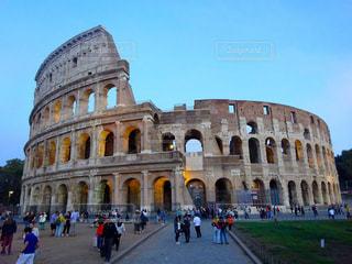 コロッセオの写真・画像素材[2708118]