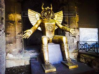 コロッセオ内部の写真・画像素材[2783896]