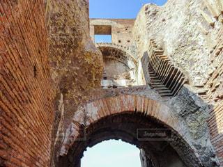コロッセオ内部の写真・画像素材[2783920]