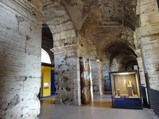 コロッセオ内部の写真・画像素材[2783923]
