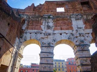 コロッセオ内部の写真・画像素材[2783937]