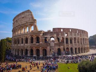 コロッセオの写真・画像素材[2784422]
