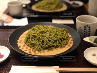 茶蕎麦の写真・画像素材[2549536]