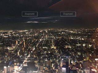 夜景の写真・画像素材[3747897]