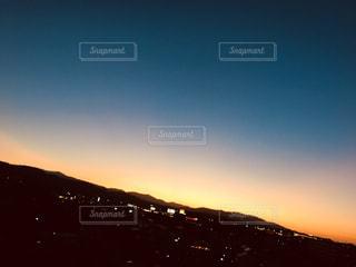 夕暮れの写真・画像素材[2615789]