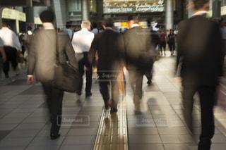 歩くの写真・画像素材[173250]