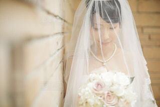 憧れの花嫁の写真・画像素材[2810036]
