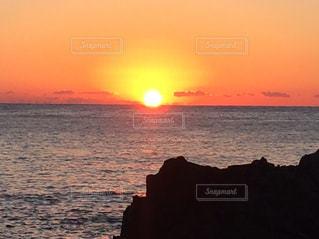 日の出の写真・画像素材[311725]