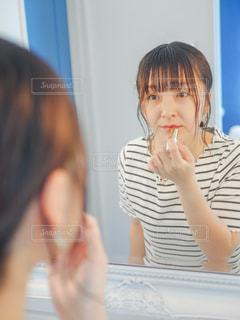化粧の写真・画像素材[3140603]