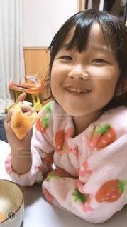 柿美味しい♡の写真・画像素材[2806012]
