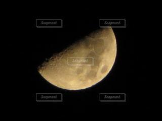 半月の写真・画像素材[2552860]