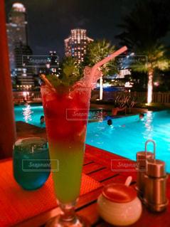 タイのホテルで1杯♪の写真・画像素材[2609202]