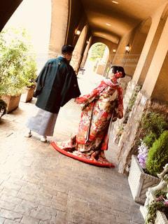 和装婚の写真・画像素材[2555614]