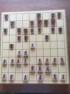 将棋盤駒の写真・画像素材[2558654]