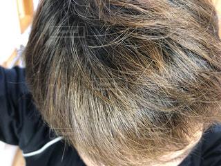 白髪染めの写真・画像素材[2985322]