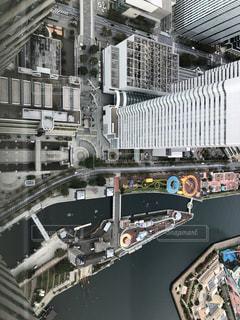 大きな建物の写真・画像素材[2711950]