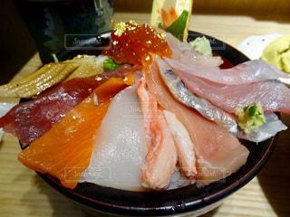 海鮮丼の写真・画像素材[2624988]