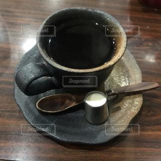 喫茶店にての写真・画像素材[2659008]
